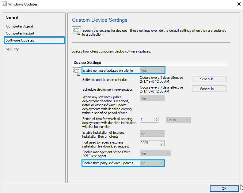 Switching from WSUS to SCCM for Windows Updates – Toronto IT
